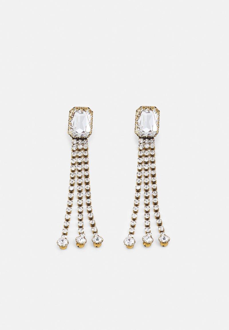 TWINSET - EARRINGS - Boucles d'oreilles - gold-coloured