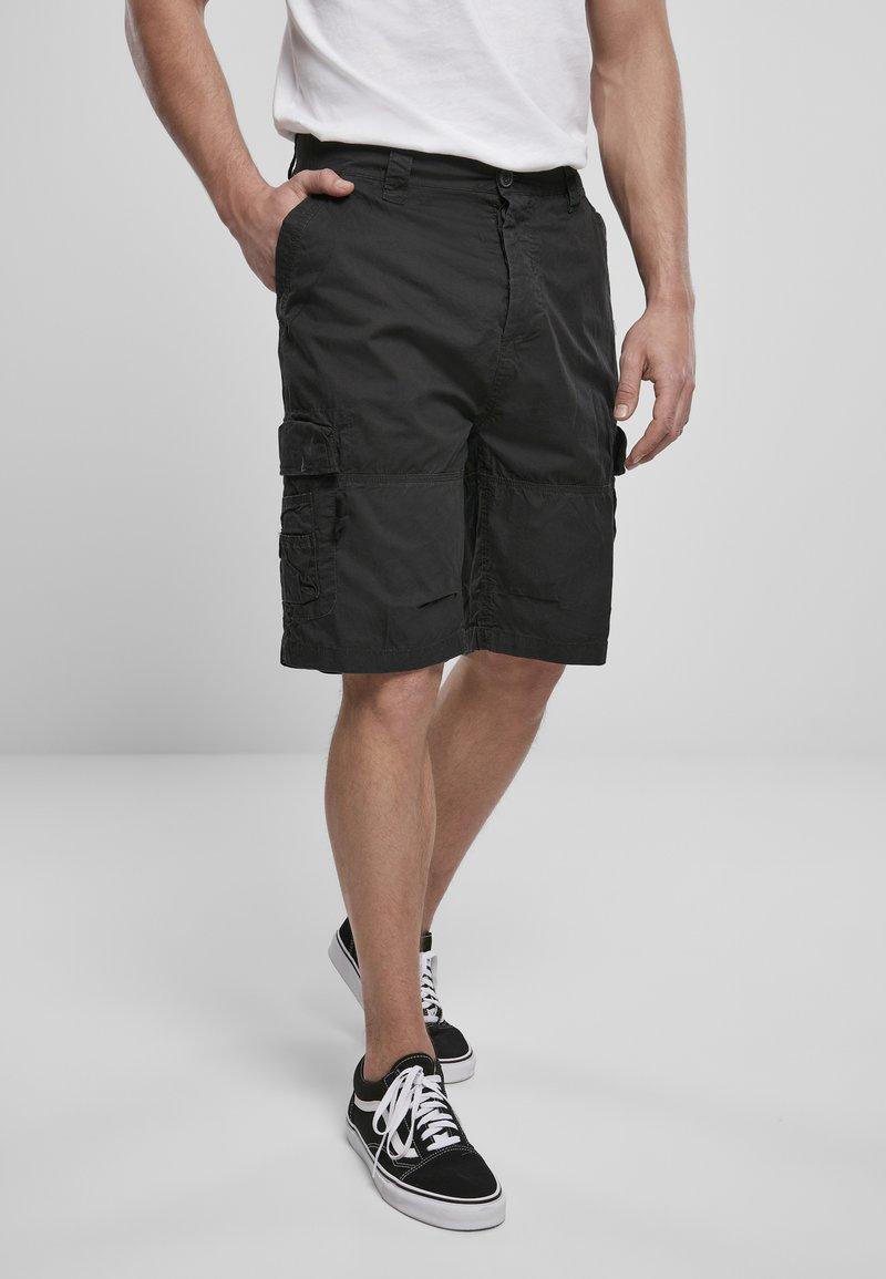 Brandit - Shorts - charcoal grey