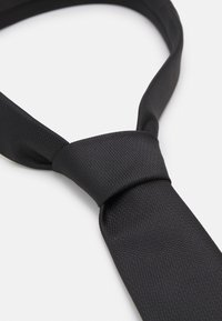 Twisted Tailor - SULLY TIE - Cravatta - black - 2