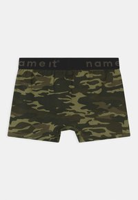 Name it - NKMBOXER 3 PACK - Pants - loden green - 2