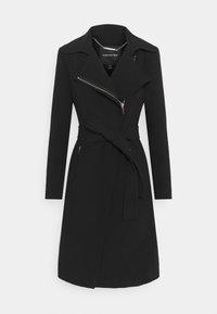 CASSANDRA COAT - Classic coat - black