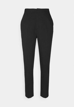 LUCCA ANKLE PANT - Pantalones - black