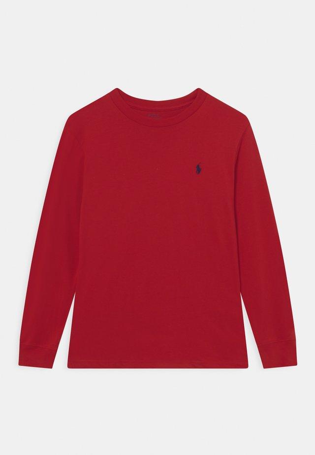 Longsleeve - red