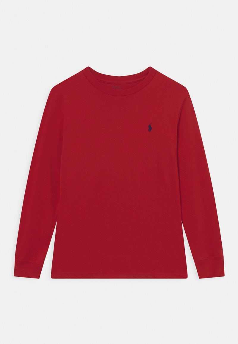 Polo Ralph Lauren - Top sdlouhým rukávem - red