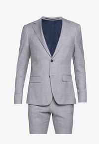 Bruun & Stengade - ALSACE SET - Kostym - grey - 11