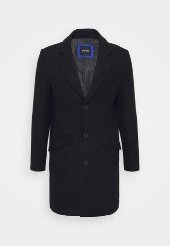 COAT RUSSEL SLIM FIT - Classic coat - black