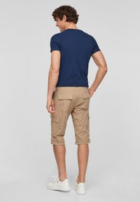 s.Oliver - Shorts - brown - 3