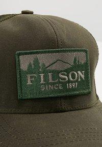 Filson - LOGGER - Kšiltovka - otter green - 5