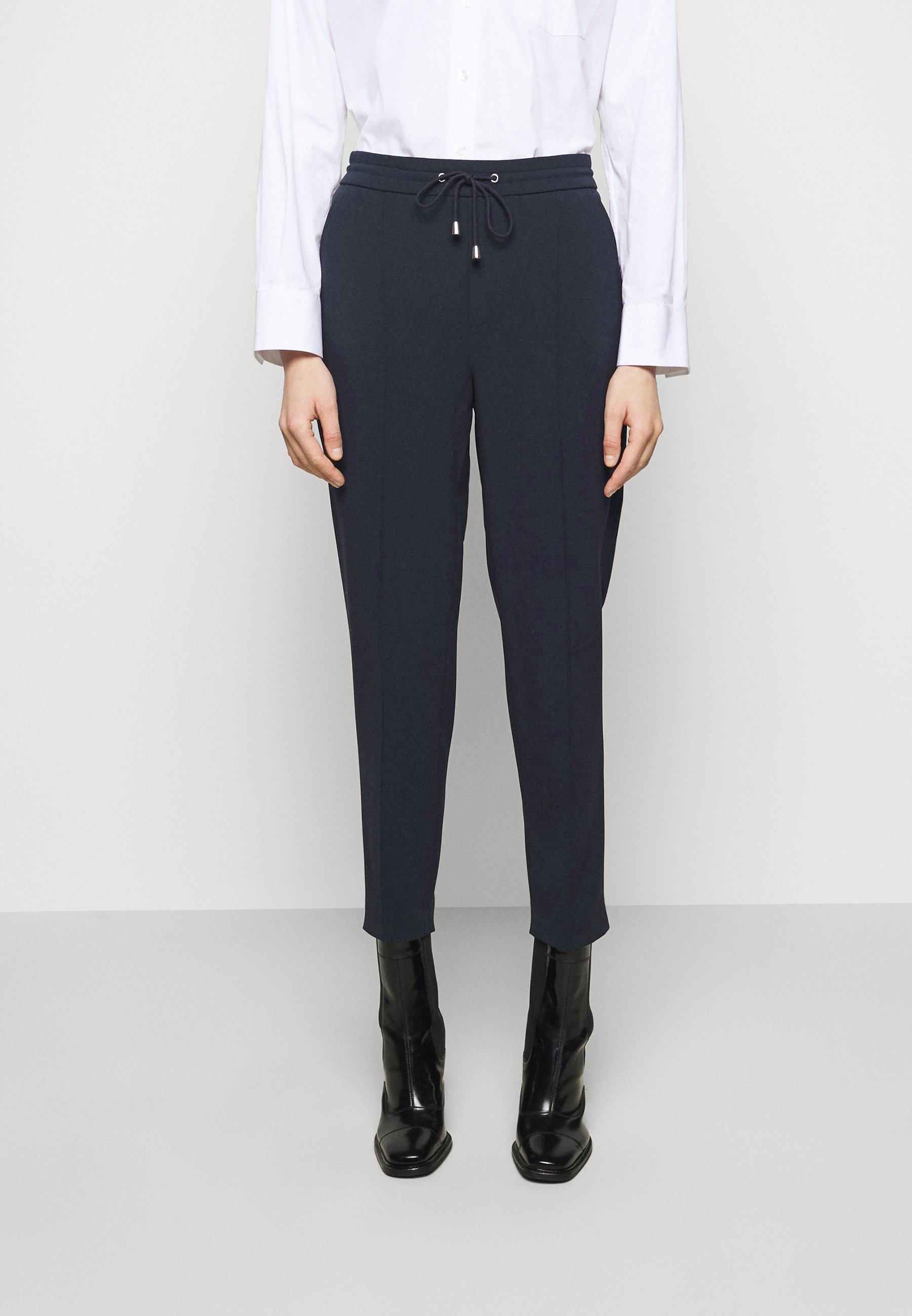 Femme FIONA DRAPEY TROUSER - Pantalon classique