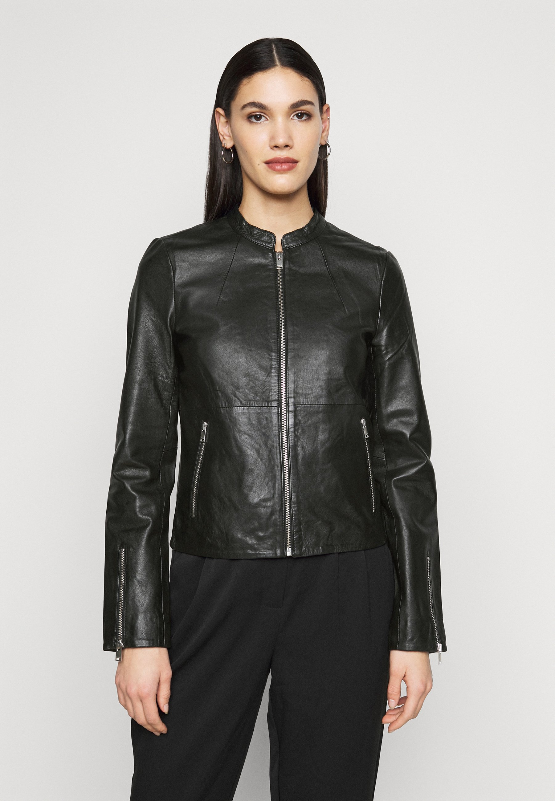 Women SLFIBI JACKET - Leather jacket