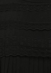 Cream - MILLA BLOUSE - Blouse - pitch black - 2