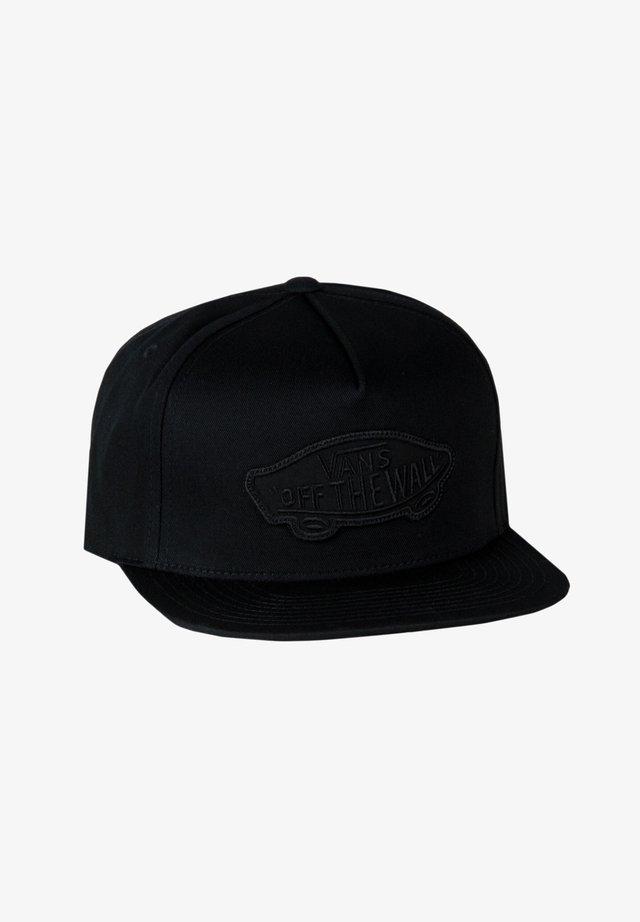 MN CLASSIC PATCH SNAPBACK - Keps - black / black