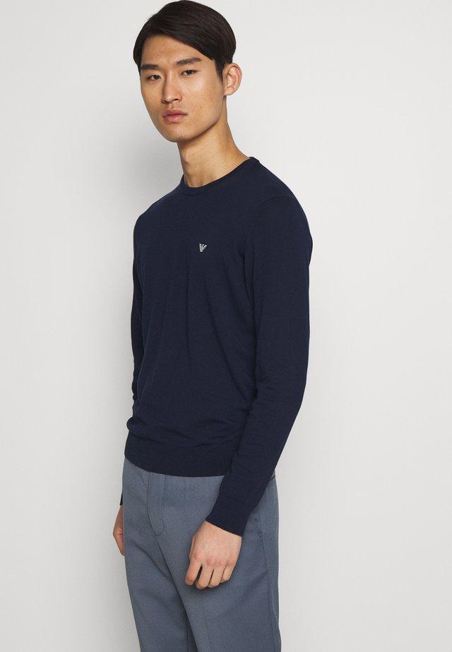 MAGLIERIA - Pullover - blu