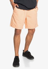 Quiksilver - BRAIN WASHED 18 - Shorts - coral sands - 4