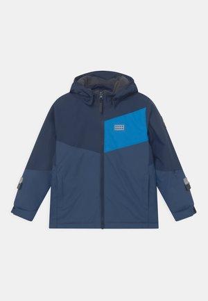 JEBEL UNISEX - Snowboard jacket - dark navy