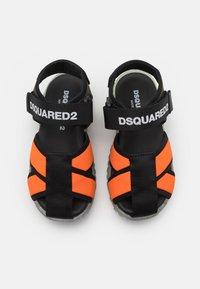 Dsquared2 - UNISEX - Sandály - orange/khaki - 3
