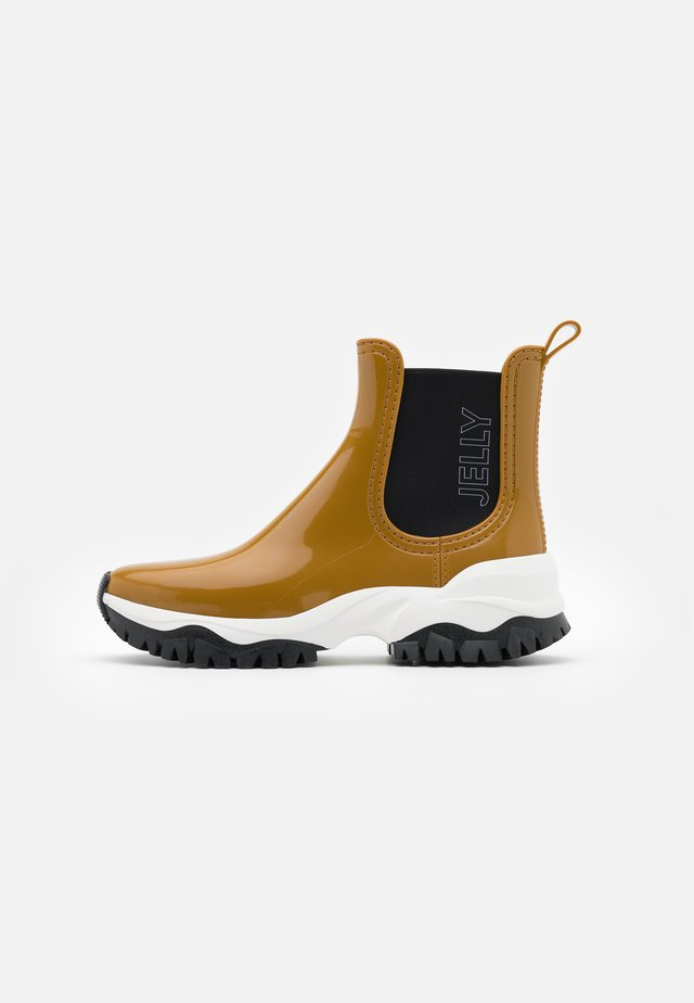 JAYDEN - Wellies - rusted gold