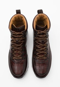 Magnanni - Lace-up ankle boots - marron - 5