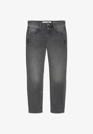 THEDA - Jeans baggy - grey effect wash