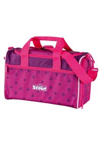 Scout - SET  - Set zainetto - pink flowers - 4