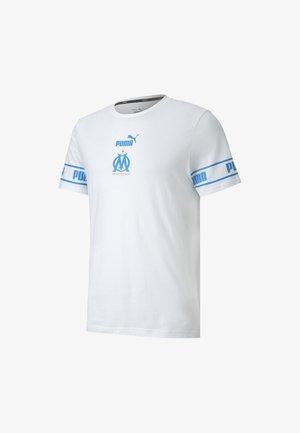 OLYMPIQUE MARSAILLE  - Vereinsmannschaften - white-bleu azur