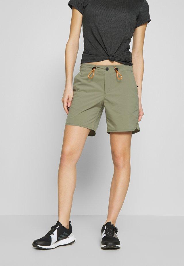 EMILIE - Pantaloncini sportivi - olive