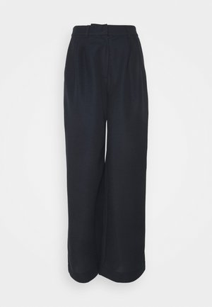 ECO VERO PANT - Trousers - navy