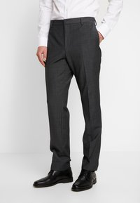 Calvin Klein Tailored - BISTRETCH DOT - Suit - grey - 3