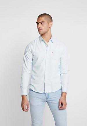 SUNSET SLIM - Overhemd - pale shade indigo