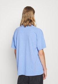 Vintage Supply - SEOUL GRAPHIC - Print T-shirt - blue - 2