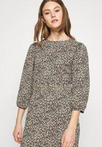 ONLY - ONLZILLE NAYA SMOCK DRESS - Korte jurk - black - 3