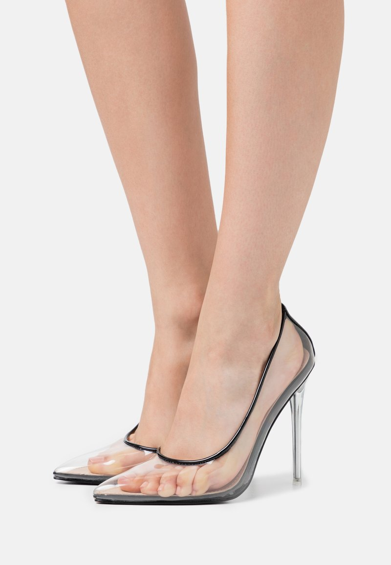 BEBO - EPOXY - High heels - clear/black
