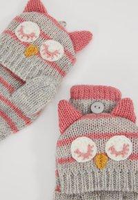 JoJo Maman Bébé - OWL GLOVES - Fingerless gloves - mar - 3