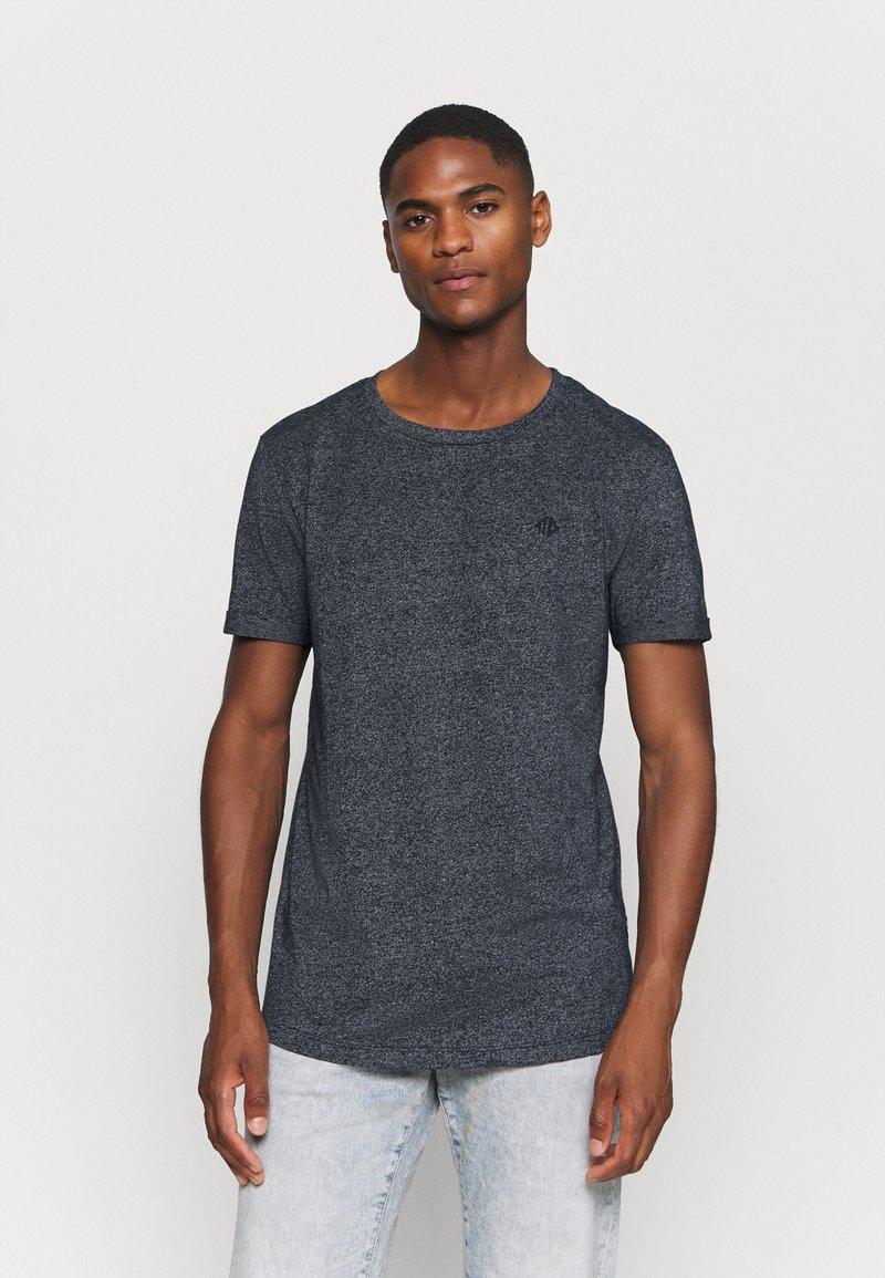 TOM TAILOR DENIM - T-shirt - bas - sky captain blue