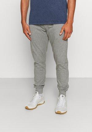 MAN LONG PANT - Teplákové kalhoty - fumo