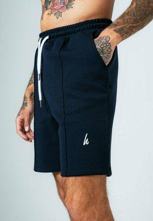 EPWORTH - Shorts - navy/white