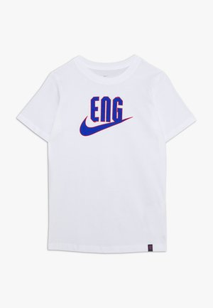 ENGLAND TEE GROUND - National team wear - white