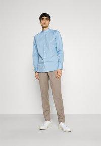 Selected Homme - SLHSLIMBROOKLYN  - Shirt - light blue - 1