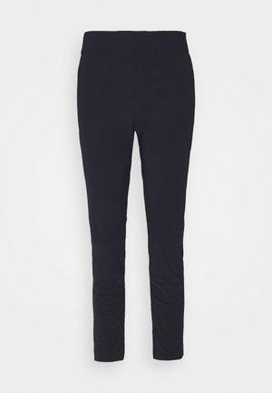 PINTA - Trousers - nachtblau