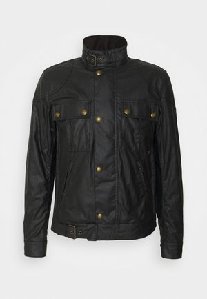 GANGSTER JACKET - Lehká bunda - black