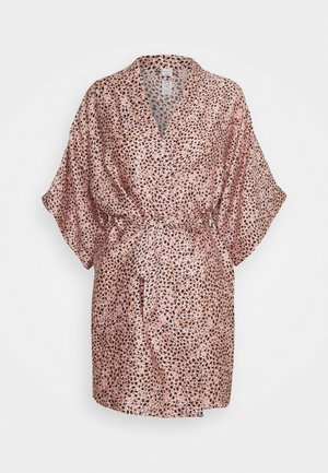 ROBE - Dressing gown - soft pink