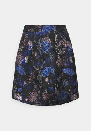 NUKATHY SKIRT - Mini skirt - black