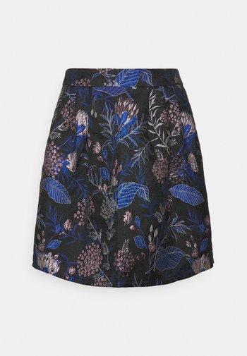 NUKATHY SKIRT - Mini skirt - black