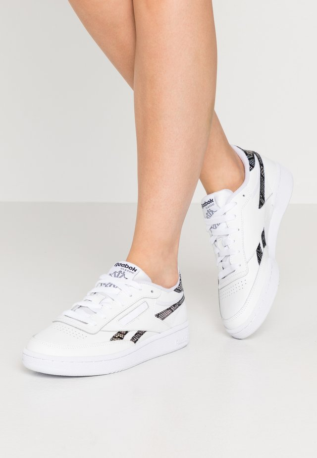 CLUB 85 - Sneakers laag - white/alabaster