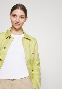 Dickies - TOCCOA - Denim jacket - mellow green - 3