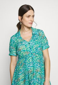 Slacks & Co. - MARA - Day dress - brush green - 3
