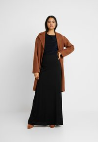 Anna Field Tall - Maxi skirt - black - 1