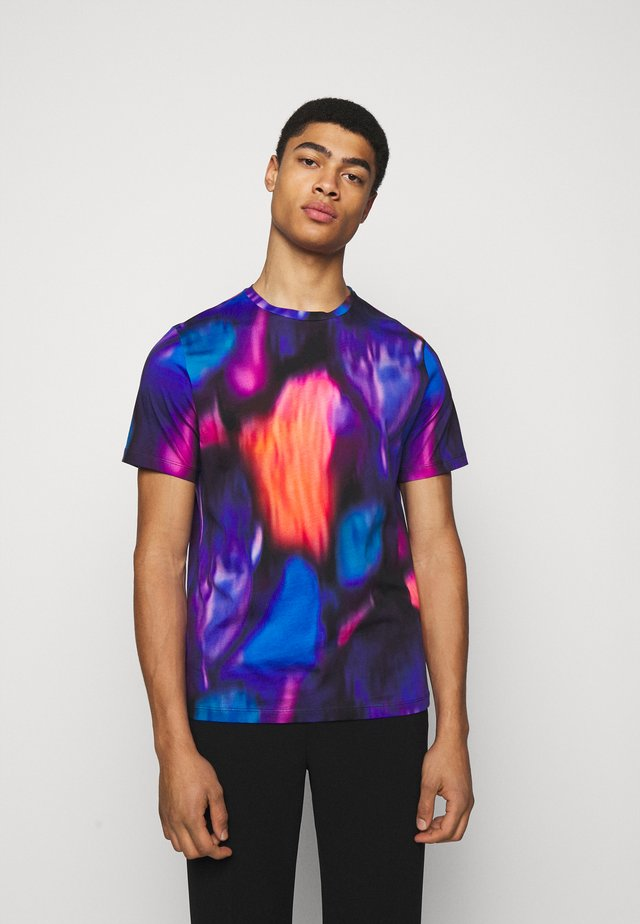 GENTS RAVER BOY - T-shirt imprimé - multi-coloured