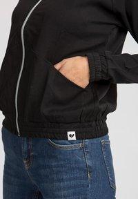 LOVJOI - BOCA - Summer jacket - black - 3