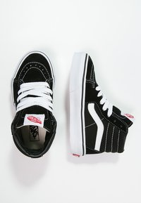Vans - SK8 - Zapatillas altas - black/true white - 1